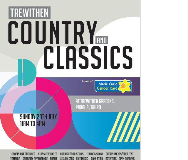 Trewithen Classic Cars and Country Show | Visit Truro