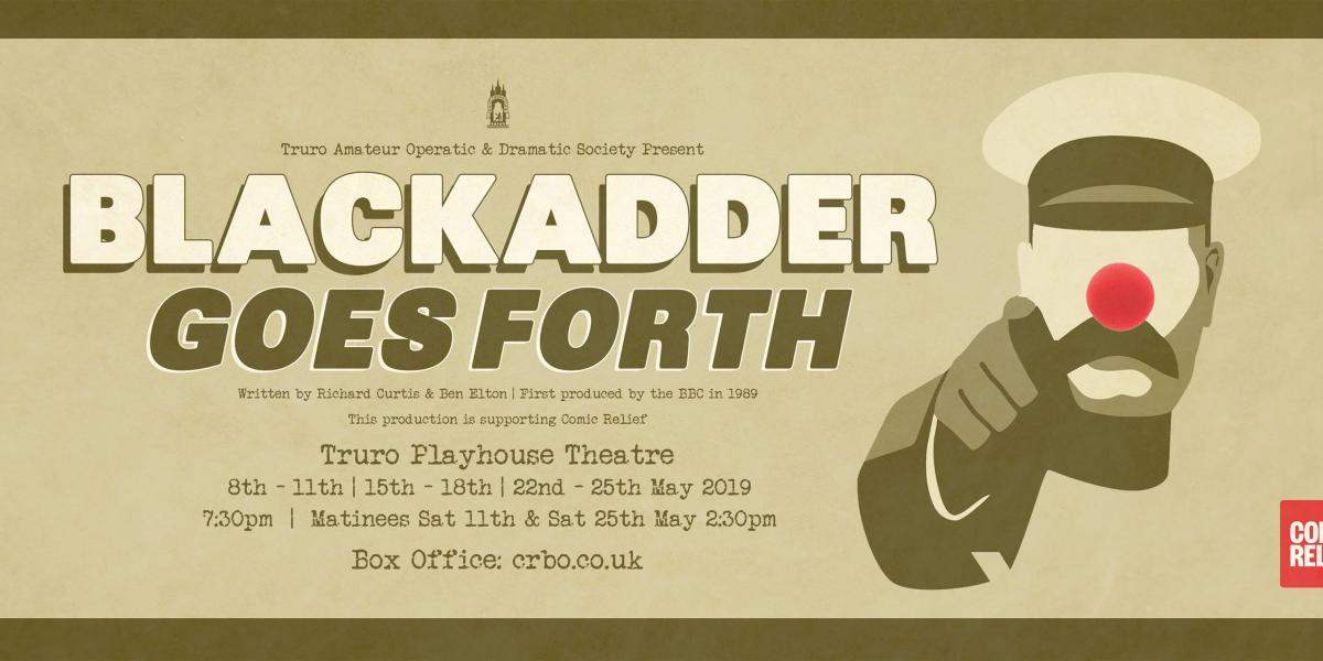 Black Adder, Truro Playhouse