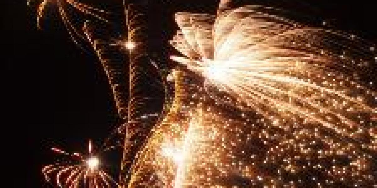 Annual Bonfire and Fireworks
