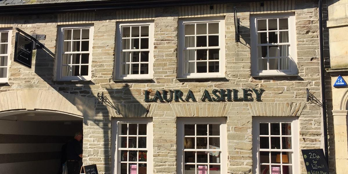 Laura Ashley, Truro