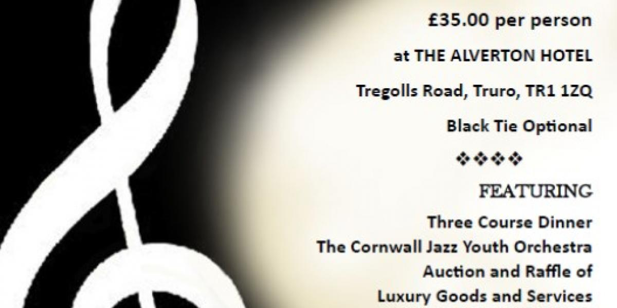 Mayor's Charity Jazz Dinner, Truro