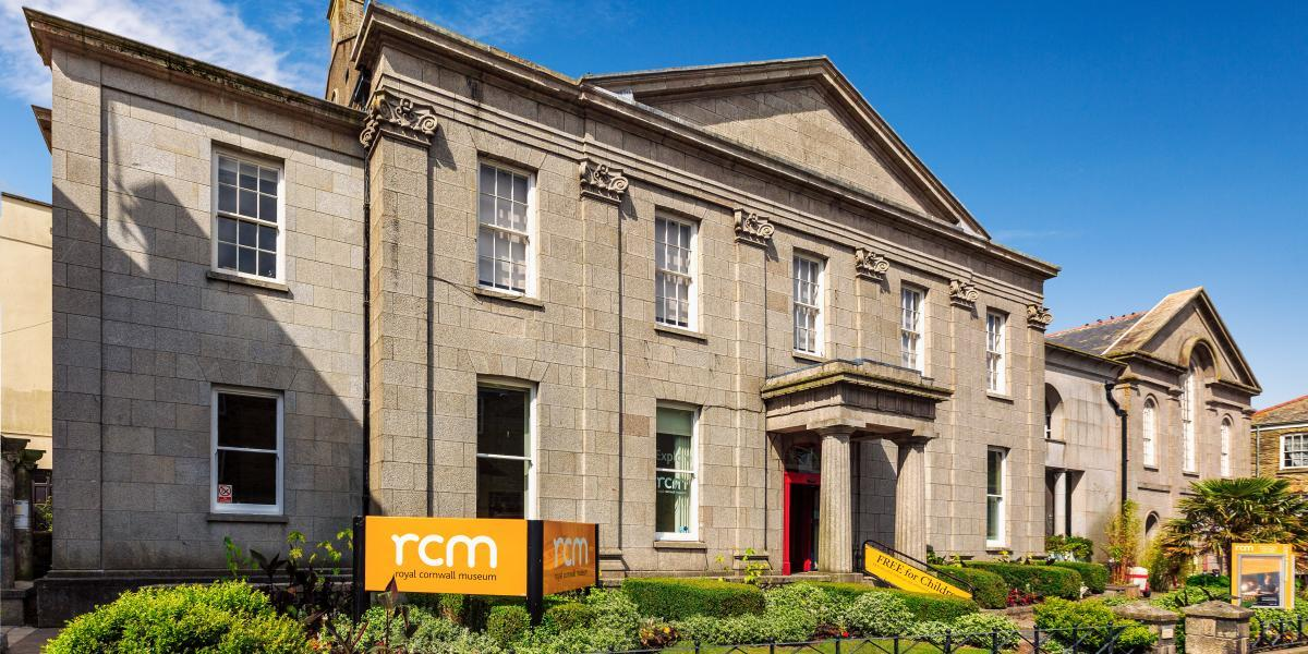 Royal Cornwall Museum Exhibition