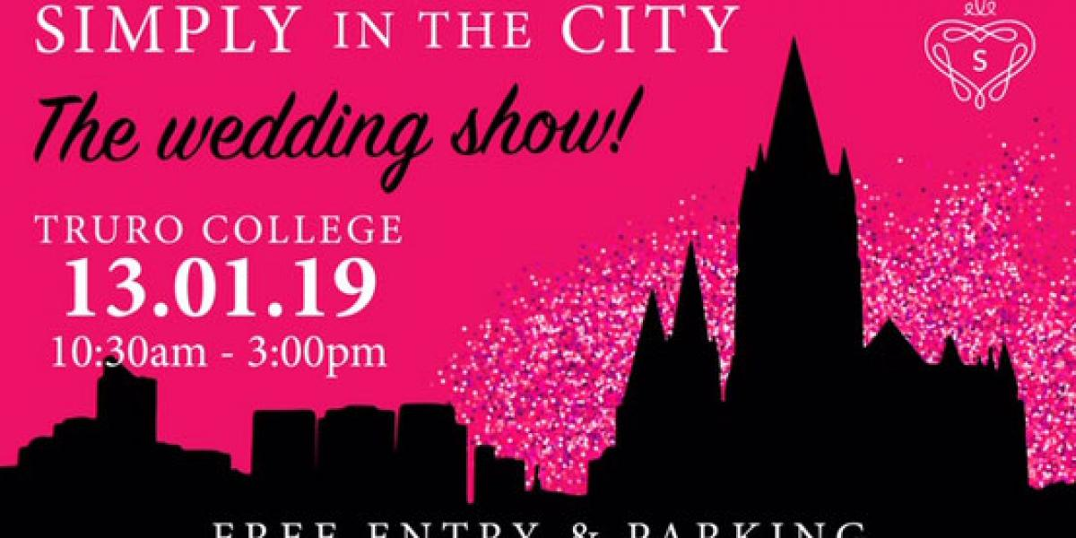 Simply in the City, the wedding fair, Truro