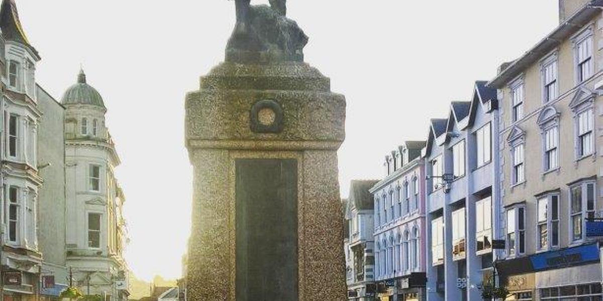 two minute silence Truro
