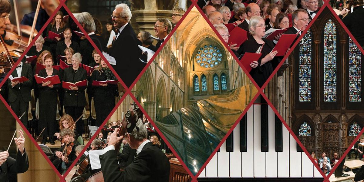 Three Spires Singers and Orchestra Concert