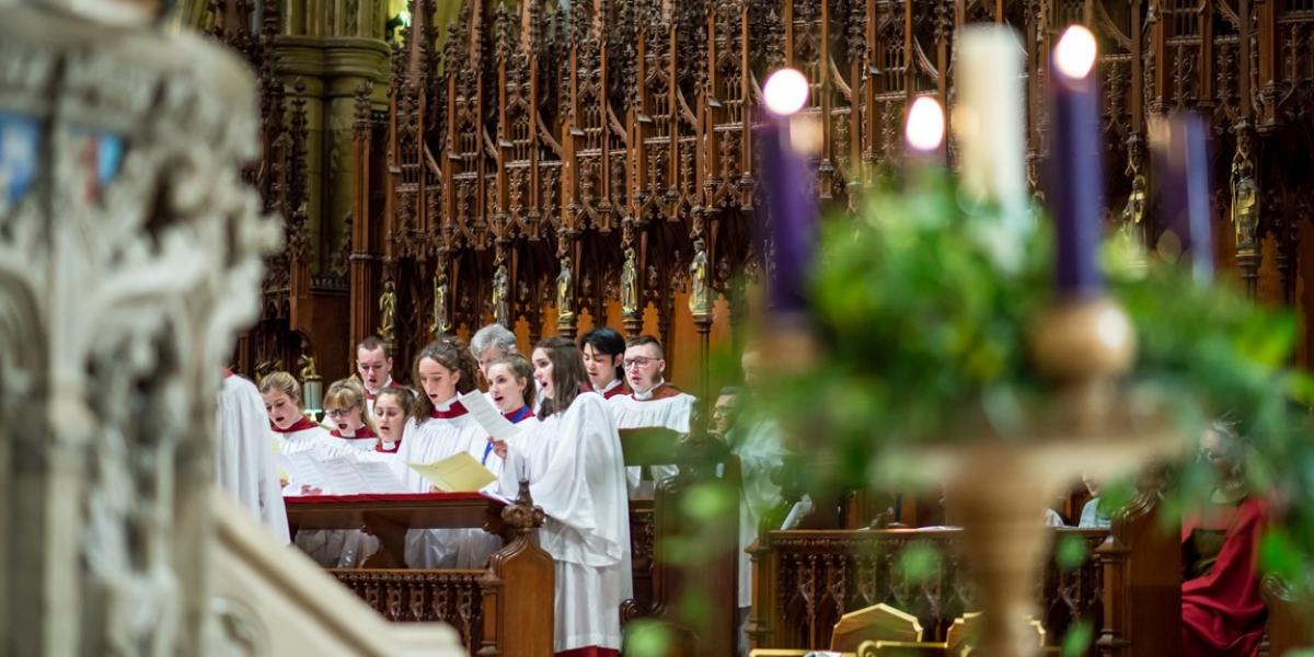 Festival of Nine Lessons and Carols, Truro Cathedral