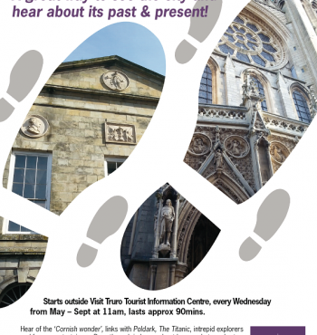 Truro Walking Tour