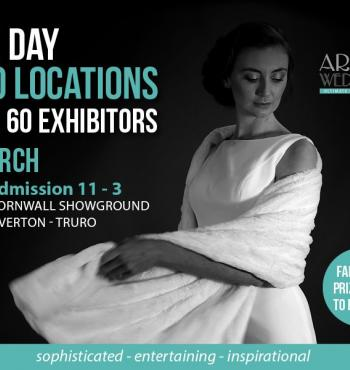 Premier Wedding Show, Truro