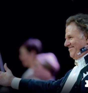 Andre Rieu's 2019 New Year Concert, Truro PLaza