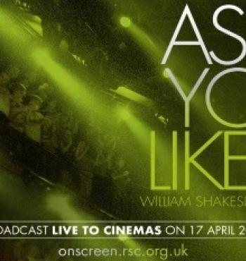 As You Like It, Royal Shakespeare Company Live, Truro