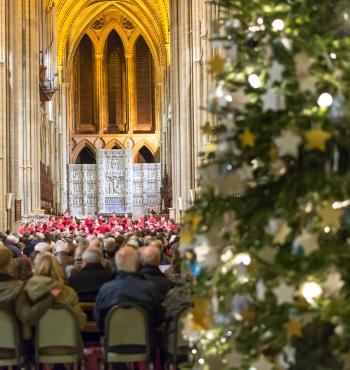 Christmas Day Service, Truro Cathedral