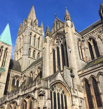 Half Term, Truro Cathedral