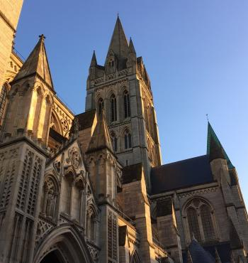 Theological Society Lecture, Truro Cathedral