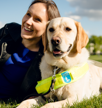 Guide dogs for the blind