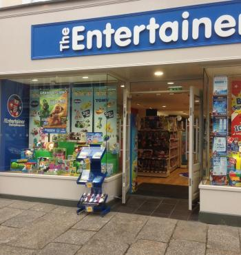 The Entertainer Truro