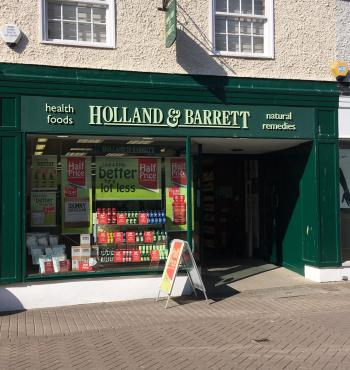 Holland and Barratt, Truro