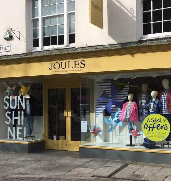 Joules, truro