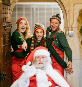 Finding Father Christmas: Ben Selway