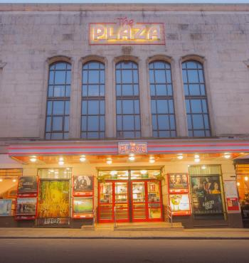 Truro's independant cinema The Plaza