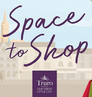 Truro space to shop