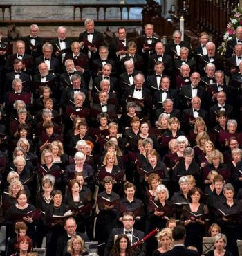 Truro Choral Society, New Year Concert