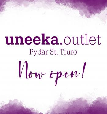 Uneeka Pop - up, Truro
