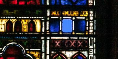 Truro Cathedral Stained glass