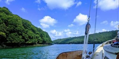 Sailing Tours on the River Fal