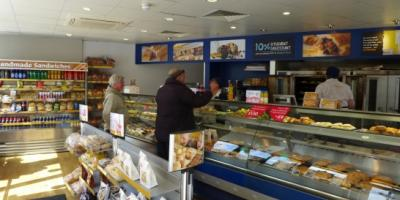 Rowes bakery and cafe, Truro
