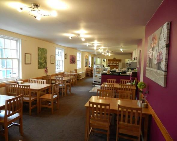 Cloisters Cafe Truro