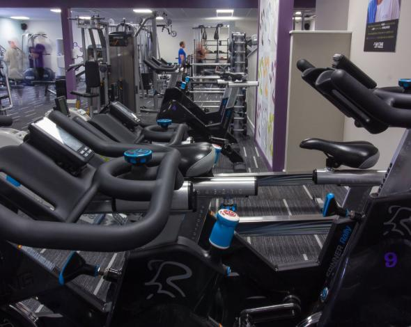 Anytime Fitness, Truro