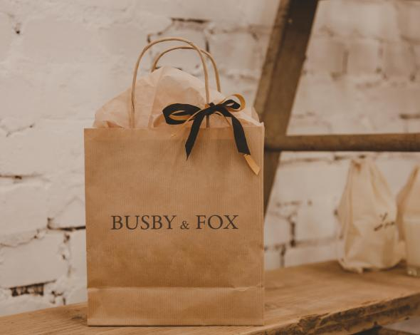 Busby & Fox Ladies Independent