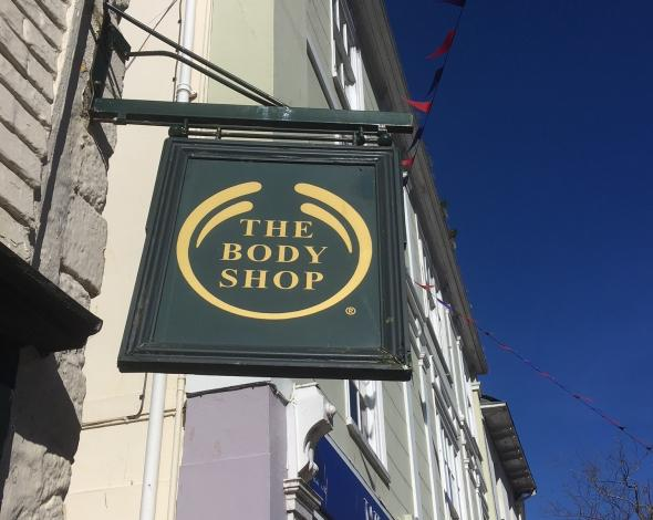 Body Shop, Truro