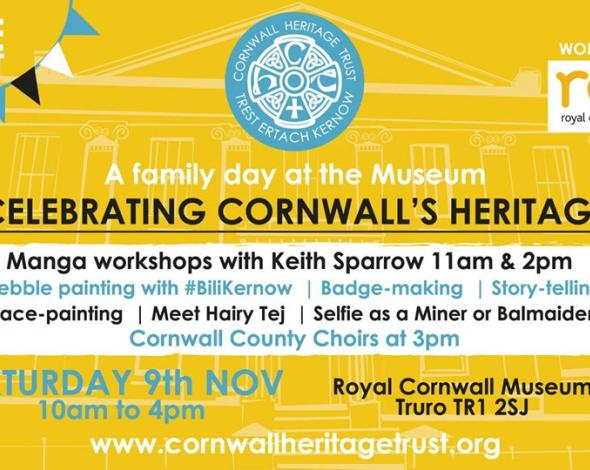 Family day at the Museum, Truro