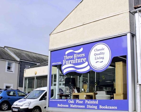 Furniture shop, Truro