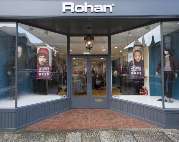 Rohan, Outdoor Clothing, Truro