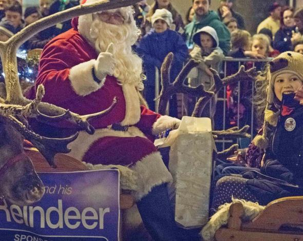 Father Christmas events